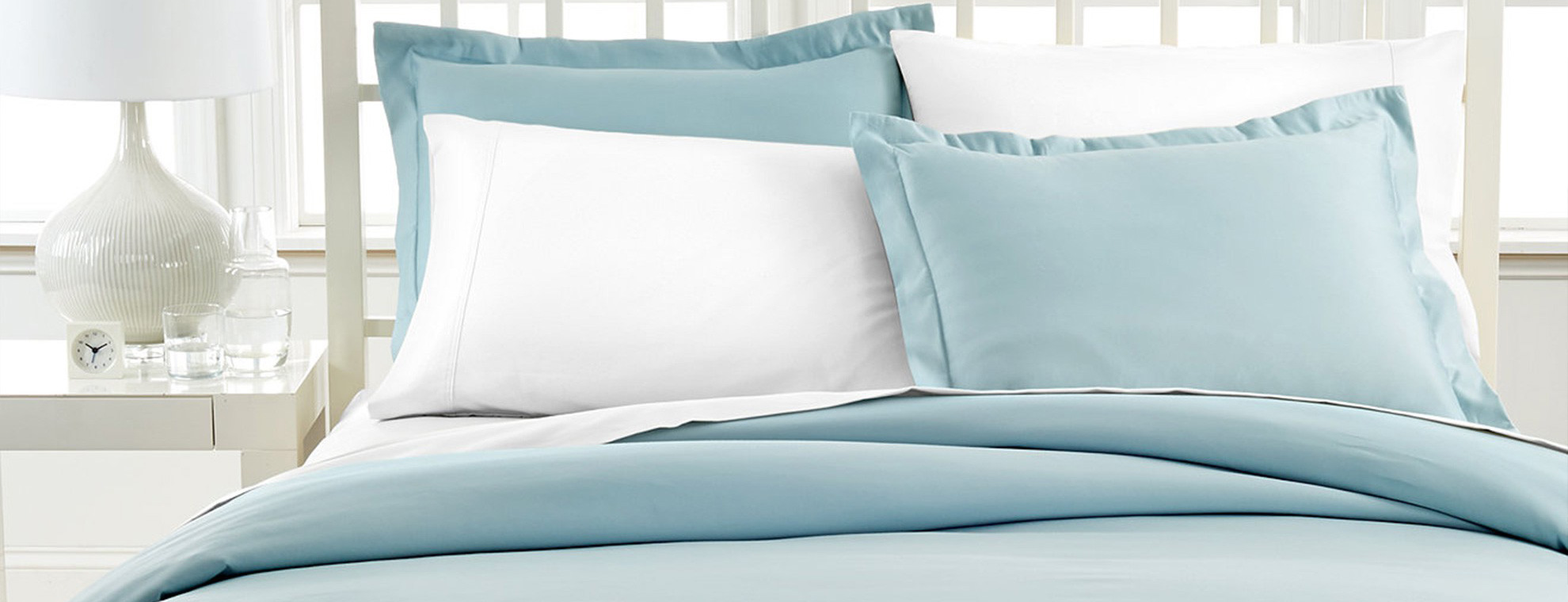 Free pillow cases offer from Egyptian Cotton Sheets